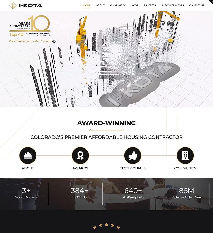 I-Kota Website