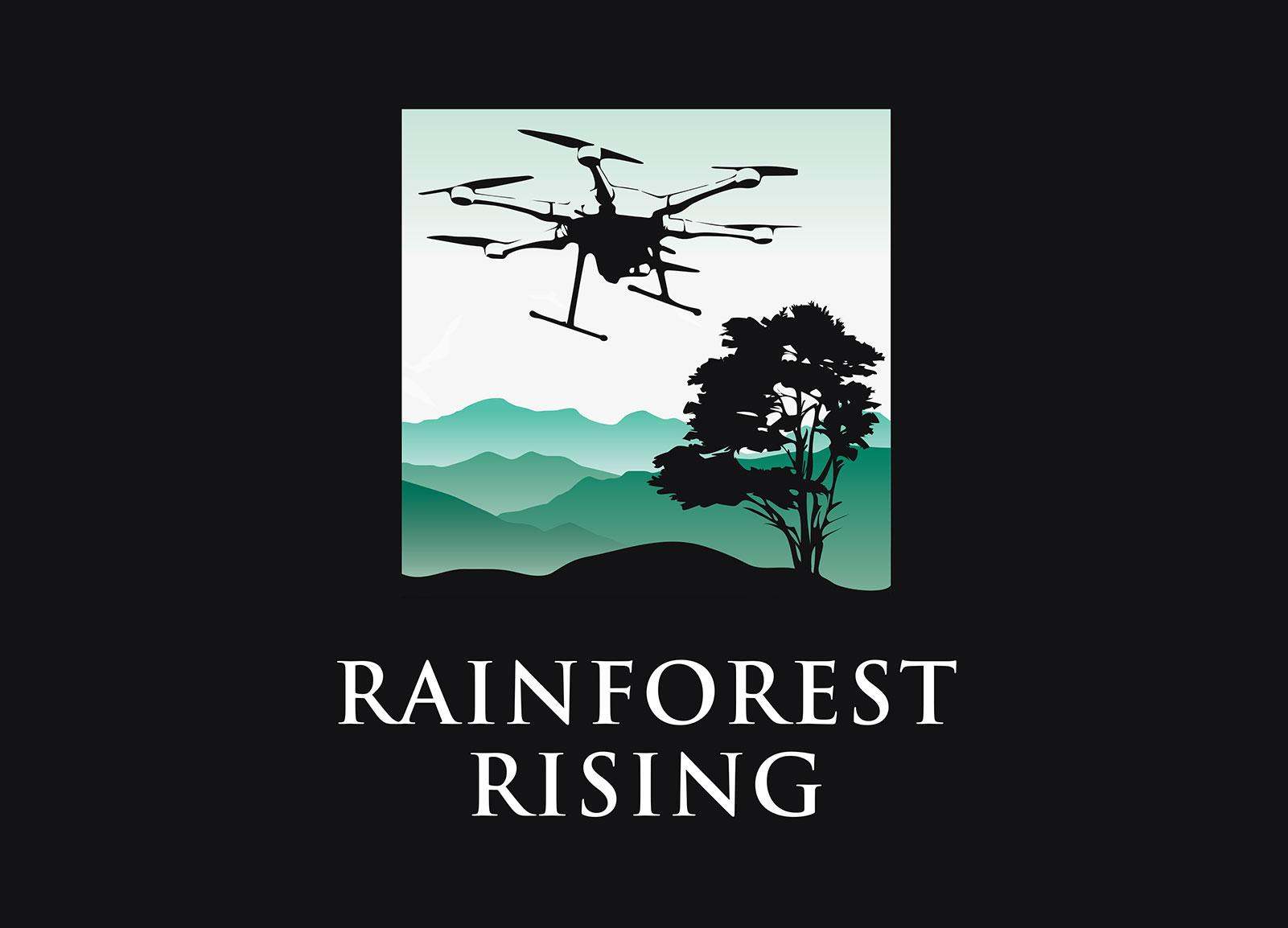 Rainforest Rising Logo